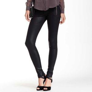 Joe's zip pocket skinny jeans